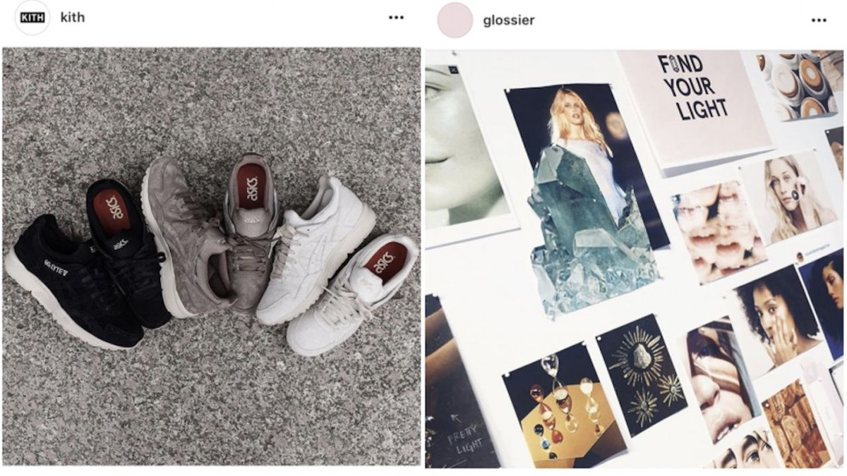How Instagram is luring #fashion brands  https:// buff.ly/2wle4fS  &nbsp;   #social #ecommerce <br>http://pic.twitter.com/gDBvlkJeZD