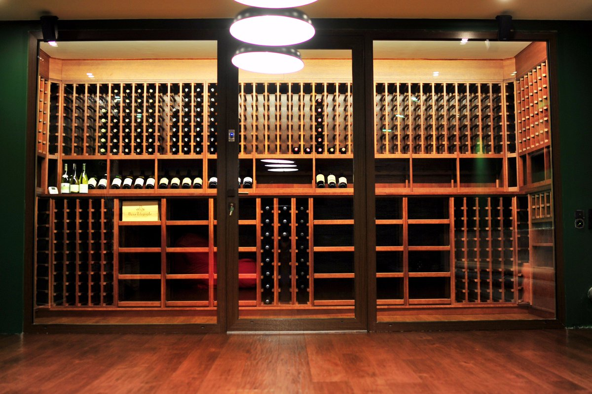 EUROCAVE on Twitter  Very nice ex&le of a private wine cellar in Lithuania equipped with a EuroCave air conditioner Inoa! #eurocave #wine #winecabinetu2026 ... & EUROCAVE on Twitter:
