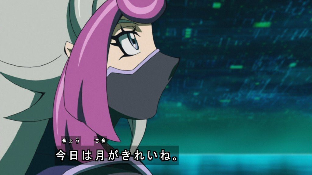 プロモーズかな?   #VRAINS https://t.co/Wi0wMyv0gy