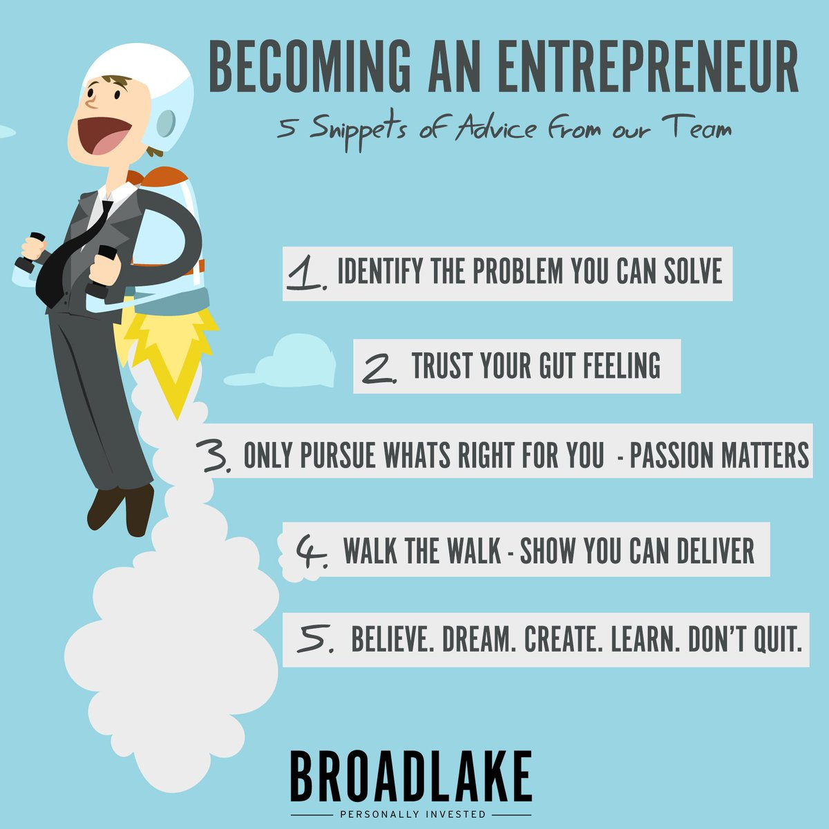Our Advice to #Entrepreneurs: Try. Fail. Learn. Repeat.  #innovation  #entrepreneur #MakeYourOwnLane #GrowthHacking #infographic   #startup<br>http://pic.twitter.com/IiDk1KyvWj