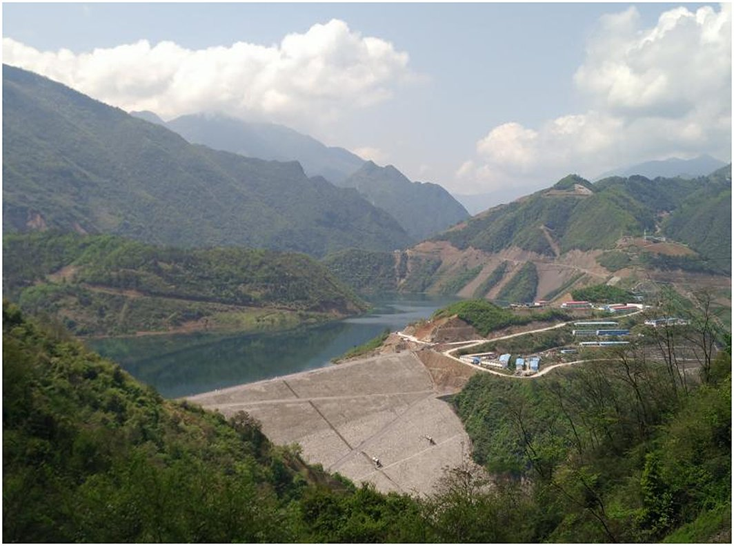 A statistical model of deformation during the construction of a concrete face rockfill dam  http:// ow.ly/LnkT30eqlM7  &nbsp;   #openaccess <br>http://pic.twitter.com/7J5MhUcbw6