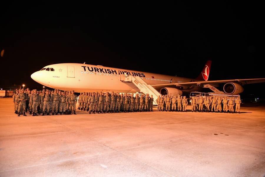 تركيا تفتتح أكبر قاعدة عسكرية لها خارج حدودها الشهر المقبل DH5CVNgXkAIxIJ1