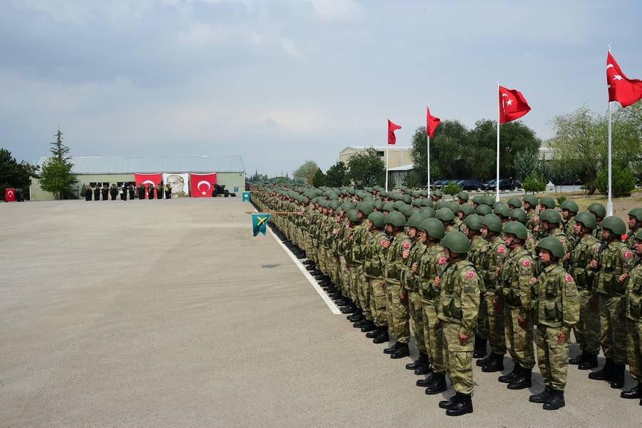 تركيا تفتتح أكبر قاعدة عسكرية لها خارج حدودها الشهر المقبل DH5CVNmWsAA4WRK