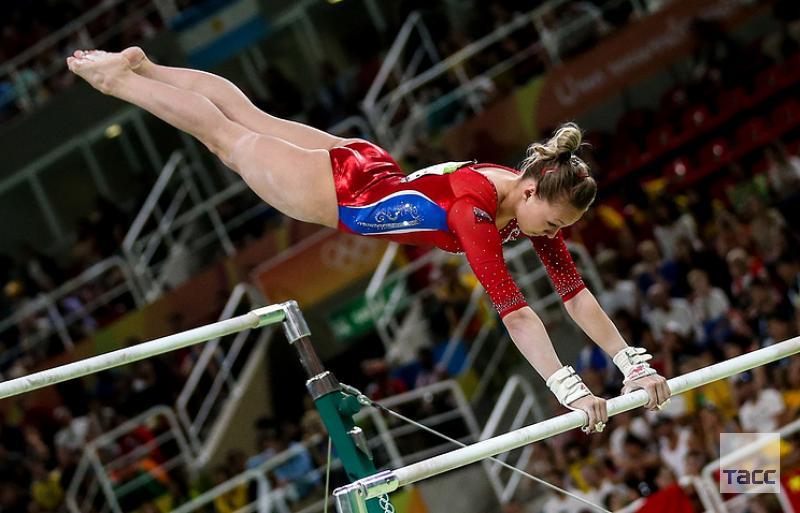 Спортивная гимнастика  - Страница 2 DH5CmybW0AAxM5x