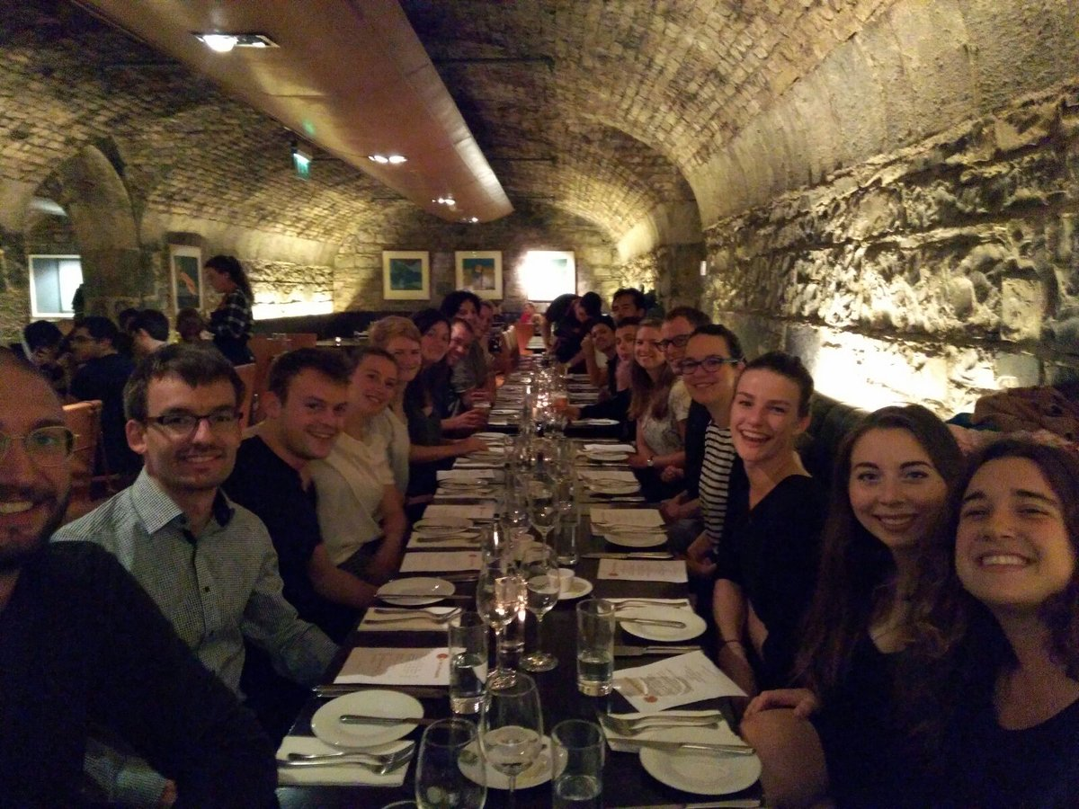 Thank you @elywinebars for a great #vegan meal! #climatejourney17 #gj8 #Dublin <br>http://pic.twitter.com/dKMBiOXbem