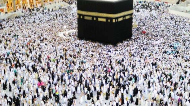 O ALLAH, please #grant us the #opportunity to #perform #Hajj for your #acceptance.  Please say #AMEN #RT<br>http://pic.twitter.com/RdORZ5Bwes