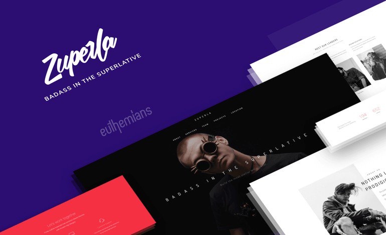 #Featured of the Day 23 Aug 2017 Zuperla Creative and Multipurpose WP theme by Euthemians Team @euthemians  https://www. csslight.com/website/20484/ Zuperla-Creative-and-Multipurpose-WP-theme &nbsp; … <br>http://pic.twitter.com/2shsfLw5ni