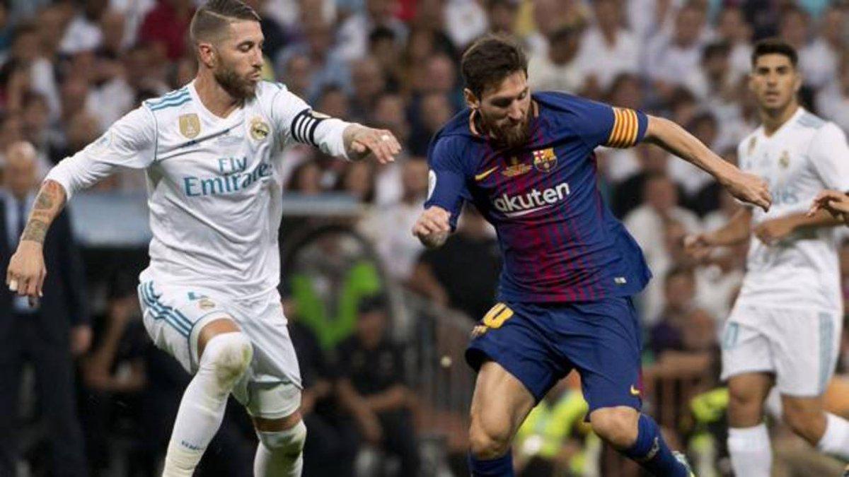 ¿Cuánto se pagaría en las casas de apuestas por un descenso de Real Madrid o Barcelona?