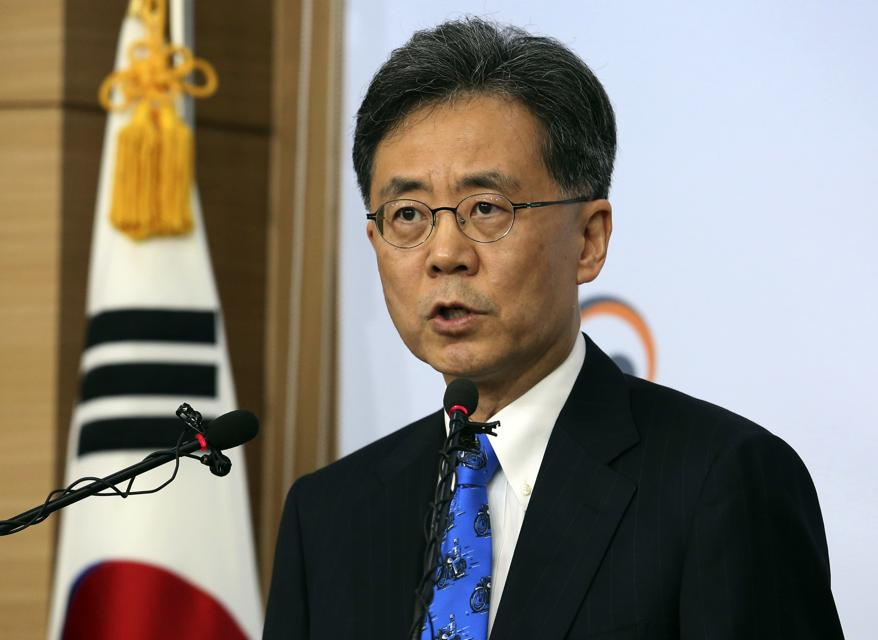 S. Korea says no to US request to discuss renegotiating FTA https://t.co/oHzN8edsX3