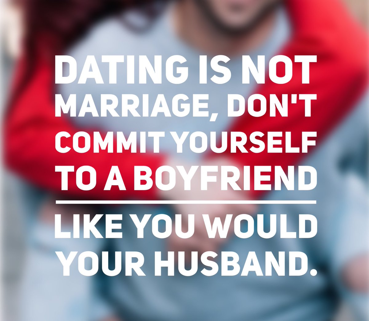 Dating is not marriage, you likely won&#39;t marry your bf, stop playing wifey roles. #love #DatingAdvice <br>http://pic.twitter.com/E3fnuFUci2