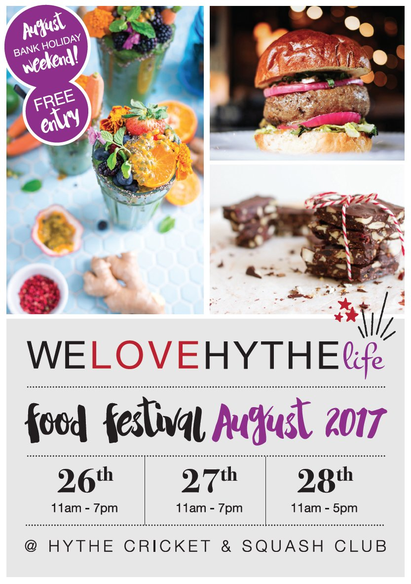Join us for a 3 day #foodie lovers #event this #bankholiday #weekend &amp; try mouth watering delights including one of our many fresh #salads!<br>http://pic.twitter.com/2ccE9uTB1u