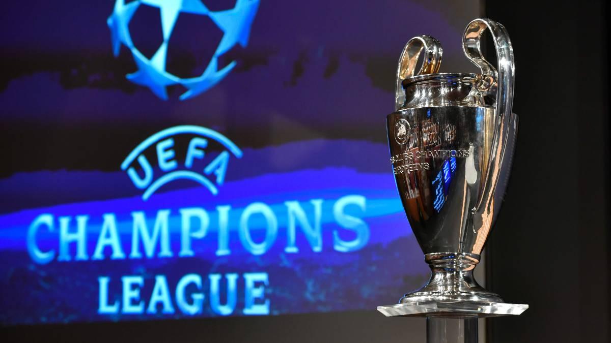 Cuándo es el sorteo de la fase de grupos de Champions y cómo verlo en TV