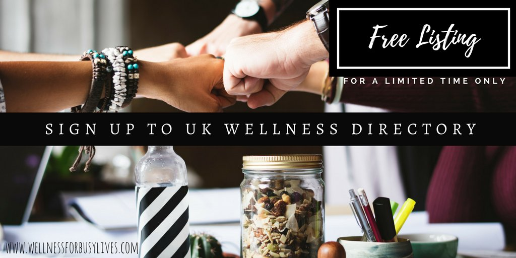 #specialoffer For a limited time only- Sign up to our #wellness #directory and get the first year #FREE  http:// ow.ly/HHRt30epPx8  &nbsp;  <br>http://pic.twitter.com/DqXgpLdf4E
