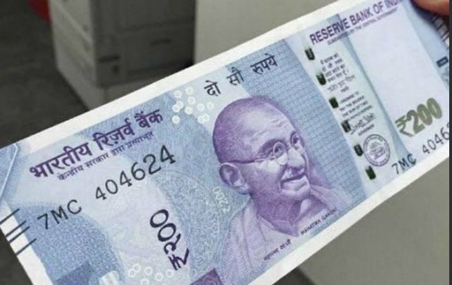 Finance ministry  specifies it: RBI to issue Rs 200 notes