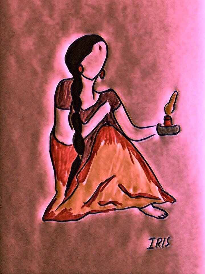 ©Be a light to someone&#39;s dark, painted by @IRISUNART  #irisunart #artist #art #watercolor #artsy #draw #drawing #creative #gallery <br>http://pic.twitter.com/ISkgpcHL7i