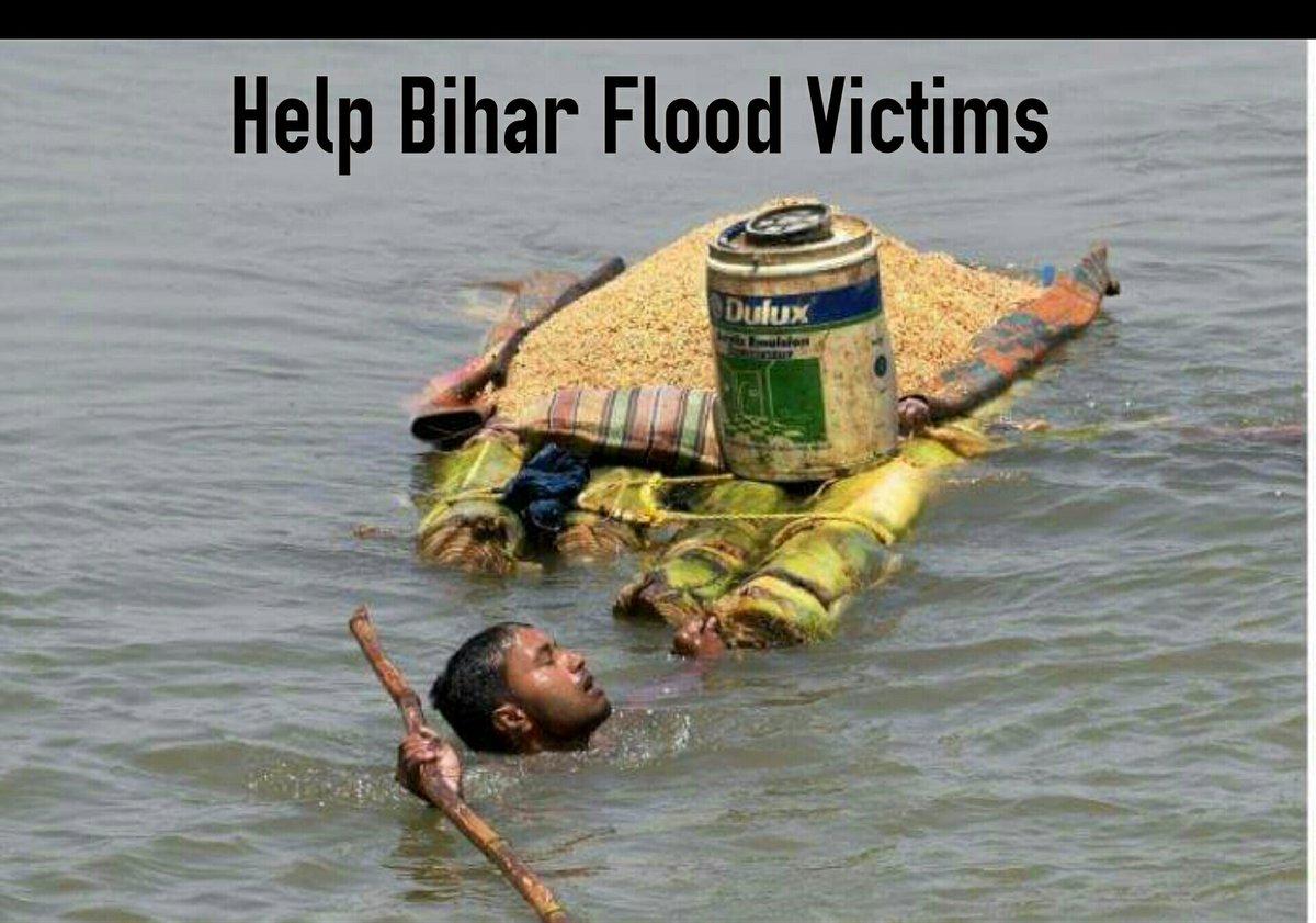 Plz RT.  I am raising 50K funds for victims of #BiharFloods.  Contribute &amp; details here  -  https://www. ketto.org/fundraiser/Hel pBiharFloodVictims &nbsp; …  #Bihar #Help <br>http://pic.twitter.com/uuPhIFEFMd