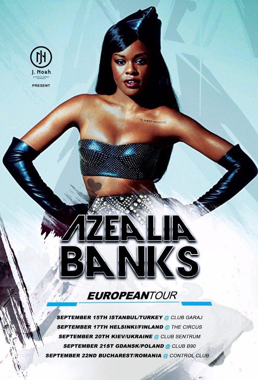 Azealia Banks News on Twitter: