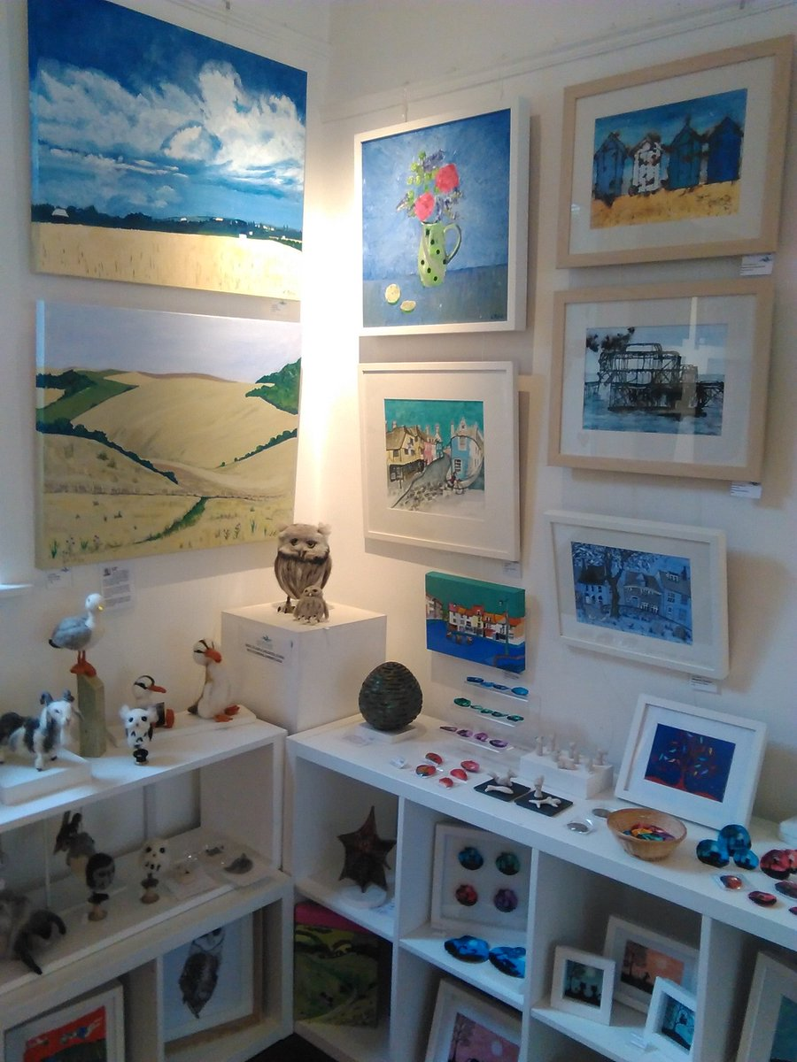 #seamist #shoreham today but #gallery is always full of #sunshine whatever the #weather @CandyMedusa @lynrohde @ArtDuffield @artywends<br>http://pic.twitter.com/FMyGSLMyO4