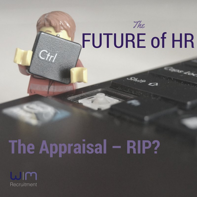 Is this the end of the annual #appraisal? #HR #recruitment #evaluation  http://www. wademacdonald.com/the-appraisal- rip/ &nbsp; … <br>http://pic.twitter.com/5dI6tIDAcQ