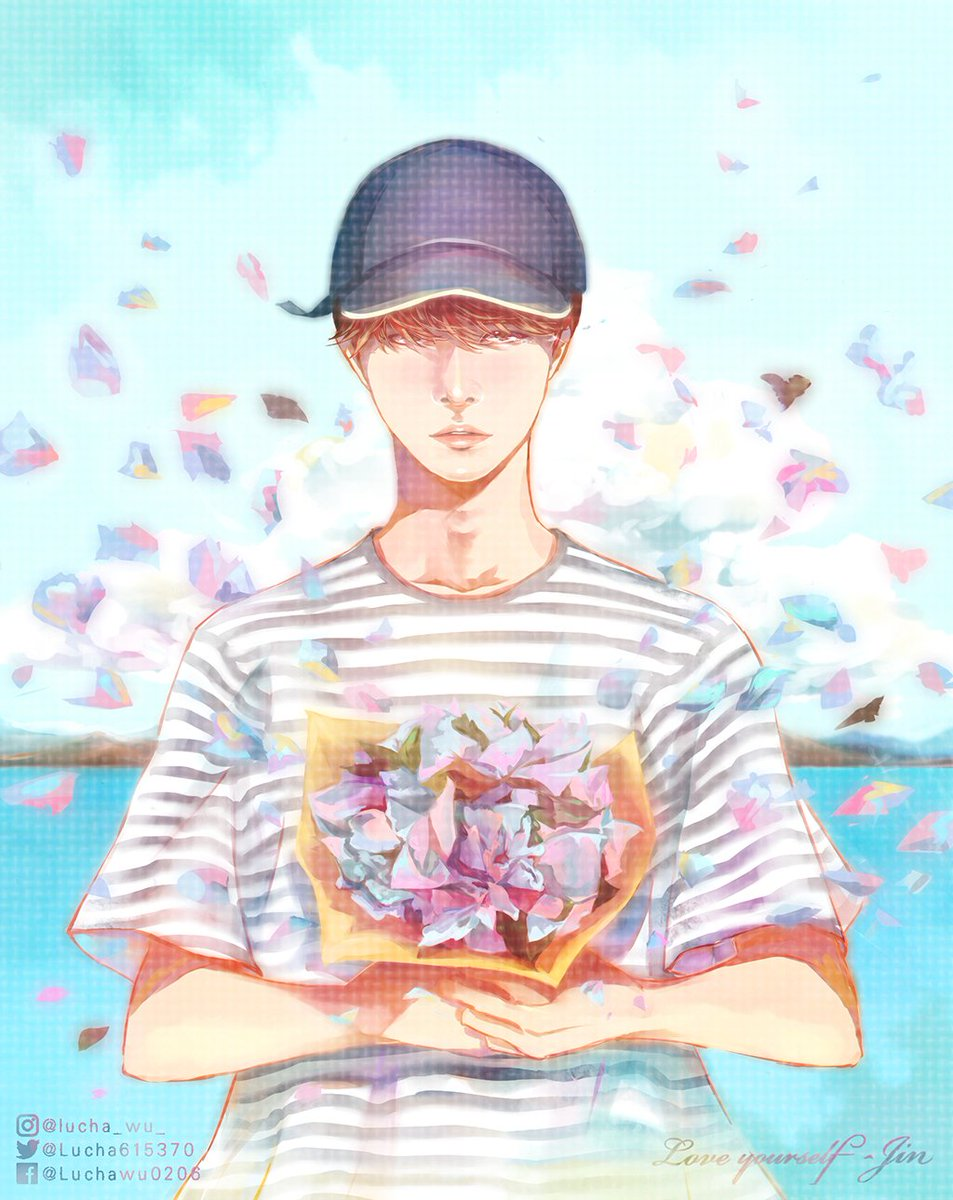 It's really like he will marry(┛◉Д◉)┛彡┻━┻ Buy he won't  marry.(┛ಠДಠ)┛彡┻━┻ #bts #btsfanart #fanart #kpopfanart #jin #loveyourself #jinfanart<br>http://pic.twitter.com/FH44c0JB4o