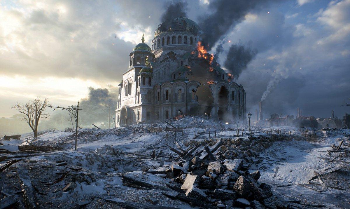 Battlefield Bulletin On Twitter The Beauty Of Tsaritsyn