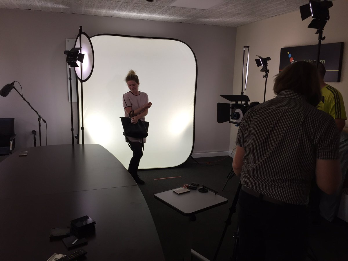 busy day on set for one of our many new crime prevention products #minder #marketleaders #comingsoon #innovation #filmstudio<br>http://pic.twitter.com/xN4onHqoPW