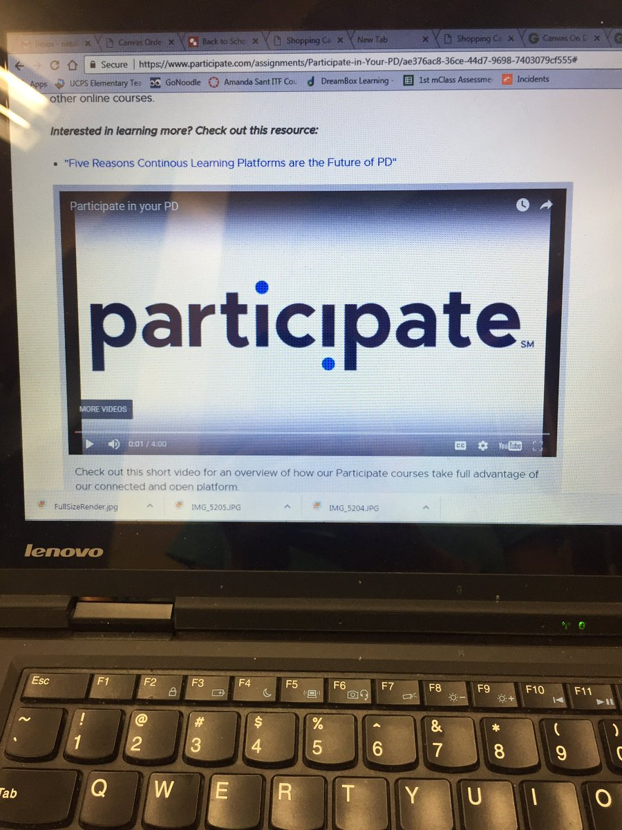 Learning how to use #participate to be a #global #educator #backtoschoolchallange #ucps @WesternUnionES #WUESFamily<br>http://pic.twitter.com/Y7WzDsdbbt