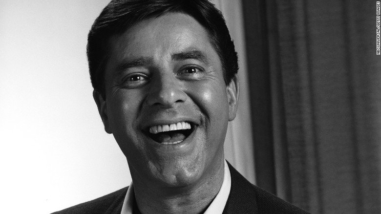 ICYMI: Take A Look At Some Of Jerry Lewis' Most Iconic Performances (WATCH) https://t.co/Veh1DxFbZw