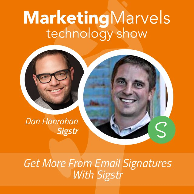Watch --&gt; Marketing Marvels: Get More From #Email Signatures With @SigstrApp    http:// candc.ly/2w3avYT  &nbsp;  <br>http://pic.twitter.com/Ces3ok4Ldz
