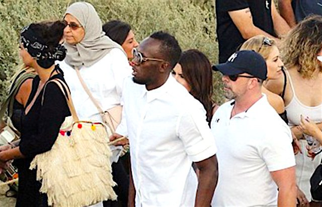Usain Bolt Is Having the Retirement Party of his Life in Greece https://t.co/i9fhbwkJn2
