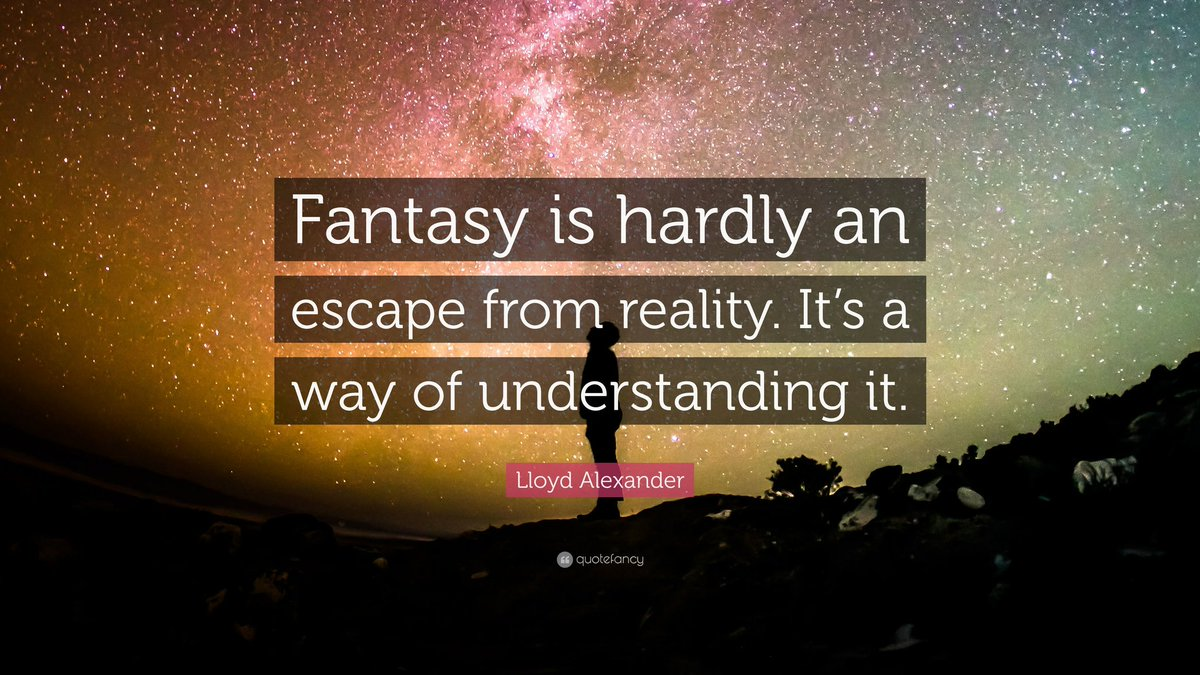 Fantasy is hardly an... #Quote #quotes #MakeYourOwnLane #startup #defstar5 #mpgvip #Quotes #spdc #smm #digital #dji #wednesdaymotivation<br>http://pic.twitter.com/iQ6RcuW7Rr