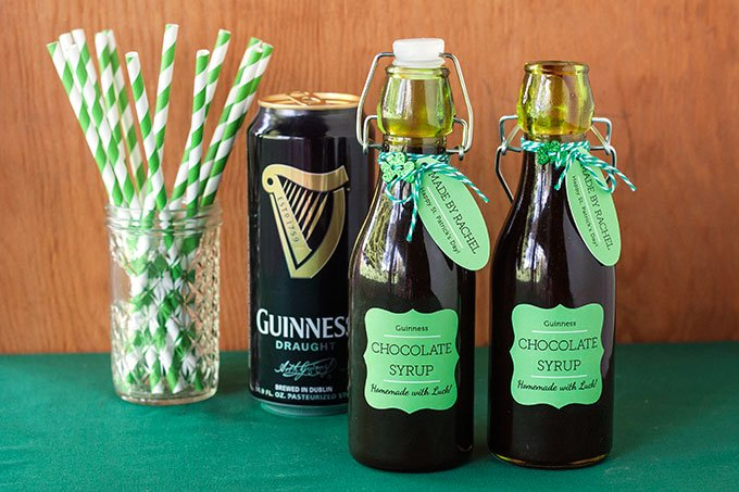 Guinness Chocolate Syrup for St. Patrick's Day  #Featured #Food #Holidays  http:// tinyurl.com/j6ko77w  &nbsp;  <br>http://pic.twitter.com/gPDeYhRNHL