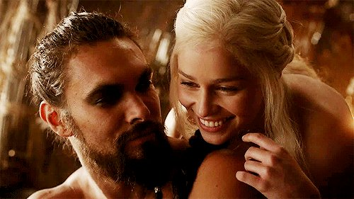 That Feeling When You Notice Daenerys Has Been Styling Her Hair Like Khal Drogo This Whole Time https://t.co/fvgjXJdDEO