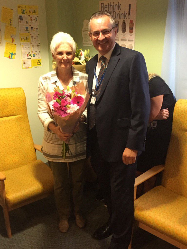 Congratulations Veronica Morton #retirement #50years service @CDDFTNHS from Cadet to Paed. CNS #RoleModel #proud <br>http://pic.twitter.com/kIt4CH6Upj