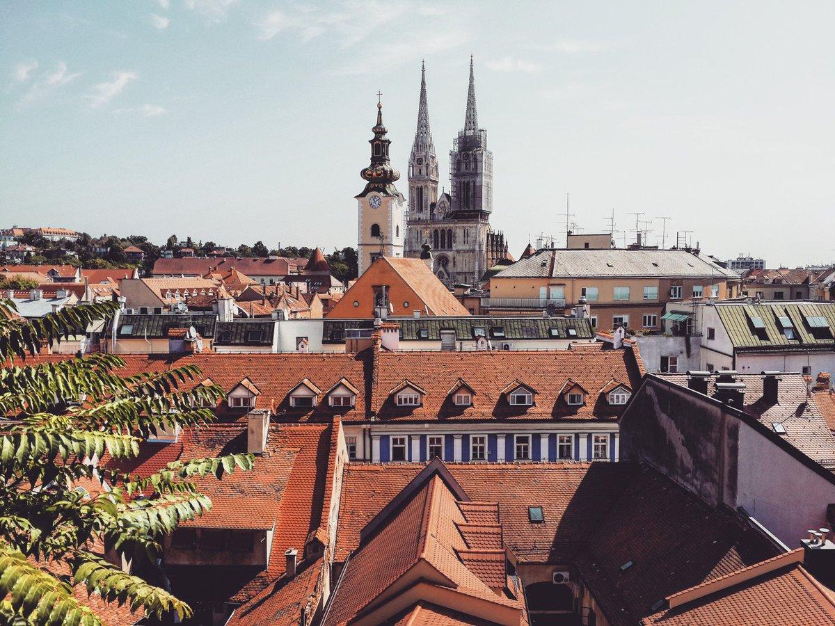 #Zagreb has amazing views! / #live #travel #travelblog #travelblogger #traveling #Croatia #CroatiaFullOfLife #exploring RT<br>http://pic.twitter.com/kikDrcjkQp