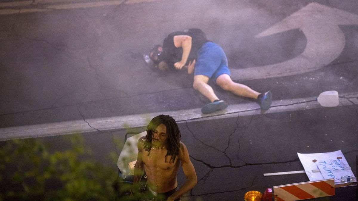 Thumbnail for Protesters Pepper-Sprayed At Phoenix Rally: HRW Daily Brief