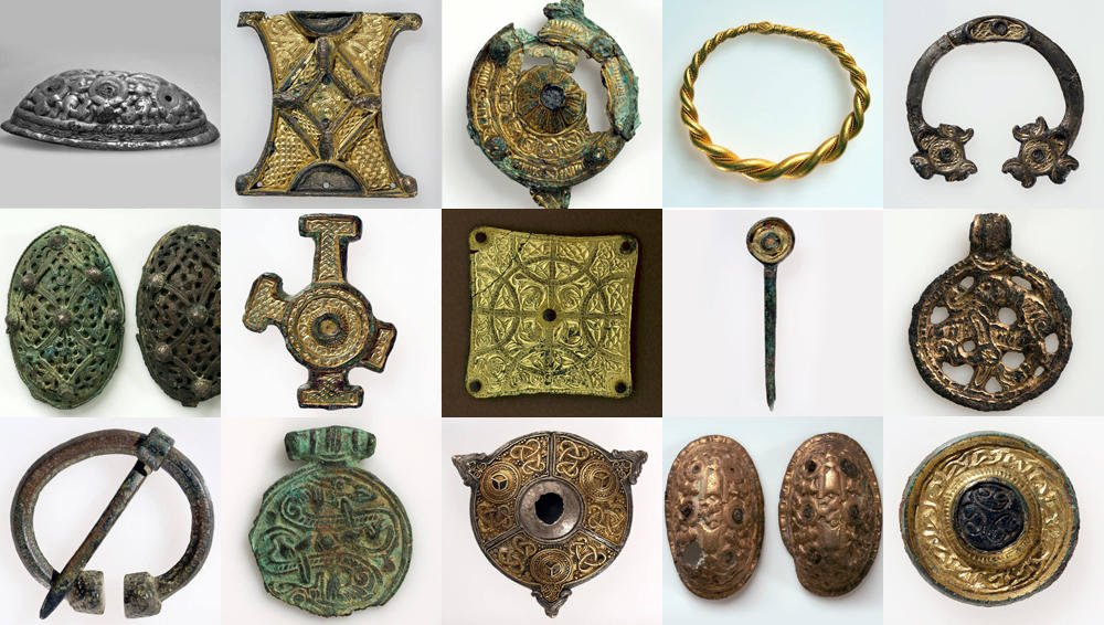 Over 400 unique #IronAge &amp; #Viking artefacts were stolen from @UiB in #Norway. Please share to help find them!  http:// bit.ly/2wnhFdn  &nbsp;   <br>http://pic.twitter.com/KPMLe8PRv6