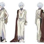 マリウスの素顔ver.の設定はこちら! 衣装も道化師ver.とはまた違う、印象的な衣装です…! dw…