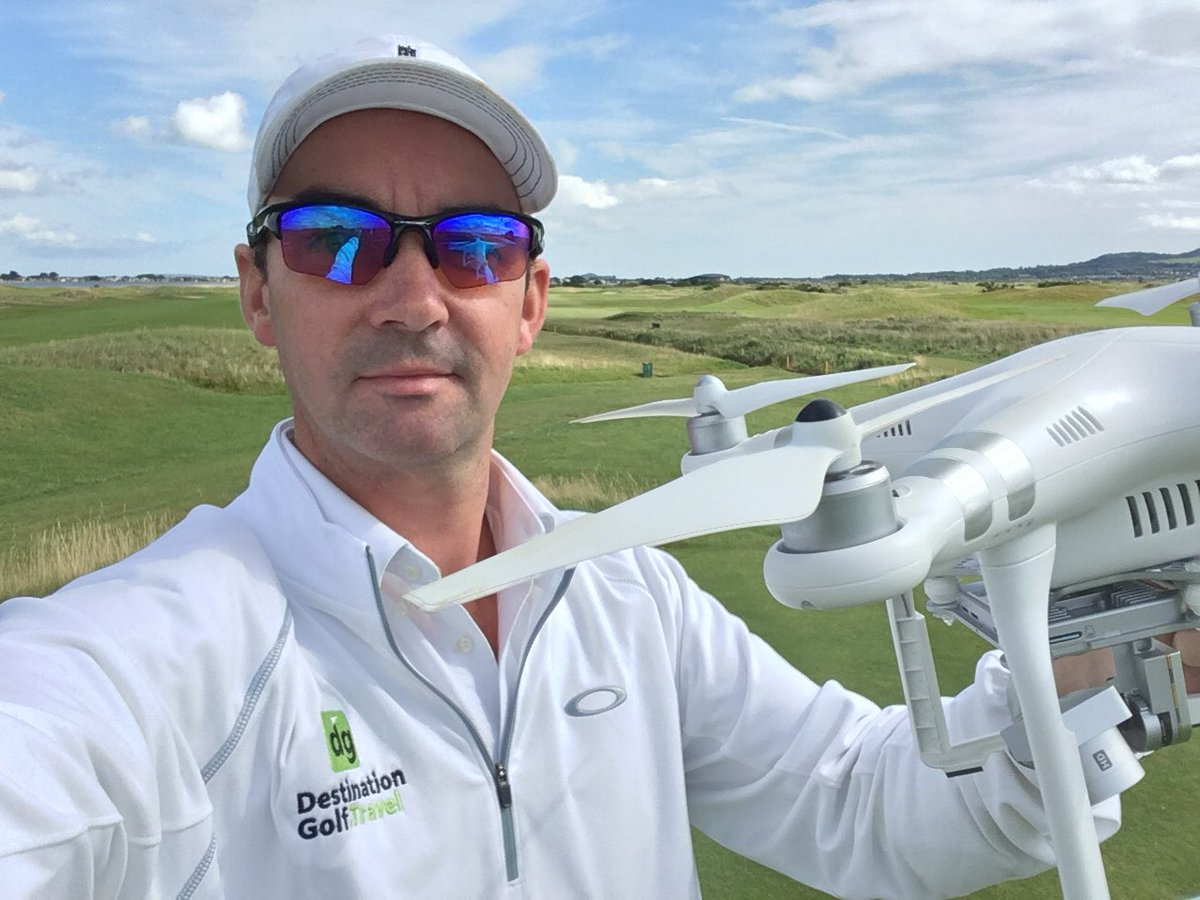 It&#39;s a great time of year to shoot links courses, first up is @StAnnesGCNews #Dublin today with our drone!!  <br>http://pic.twitter.com/wMFx1WXafH