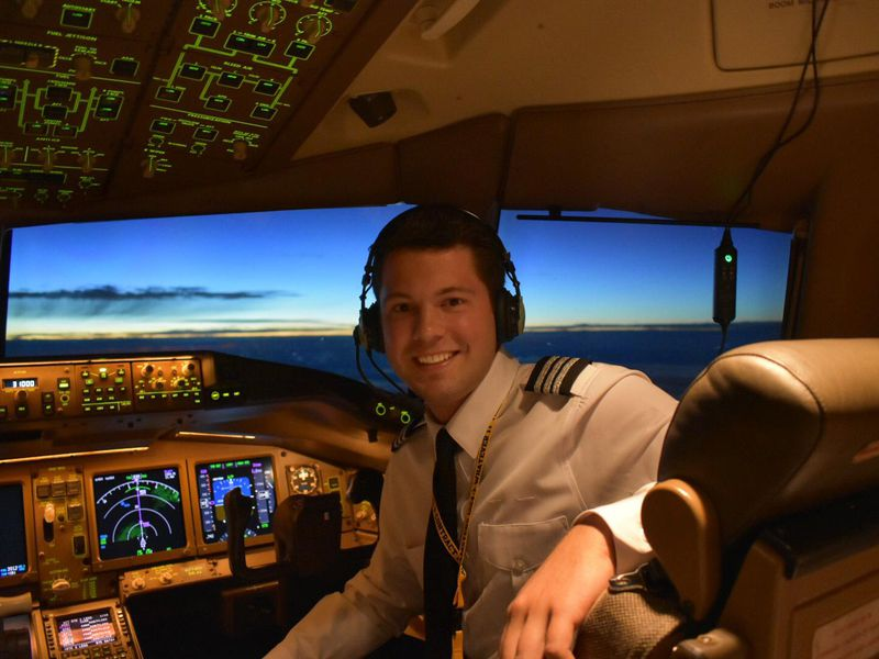"""Air & Space Magazine on Twitter: """"Meet the youngest 777 first ..."""