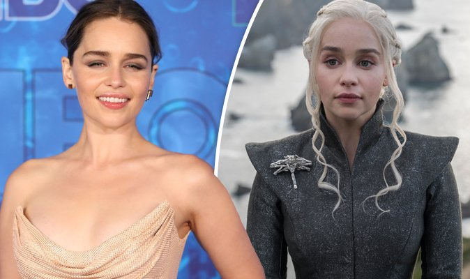 #GameofThrones star Emilia Clarke's school photo REVEALED - What did she look like before Daenerys? Find out HERE https://t.co/1zET4vtlBq