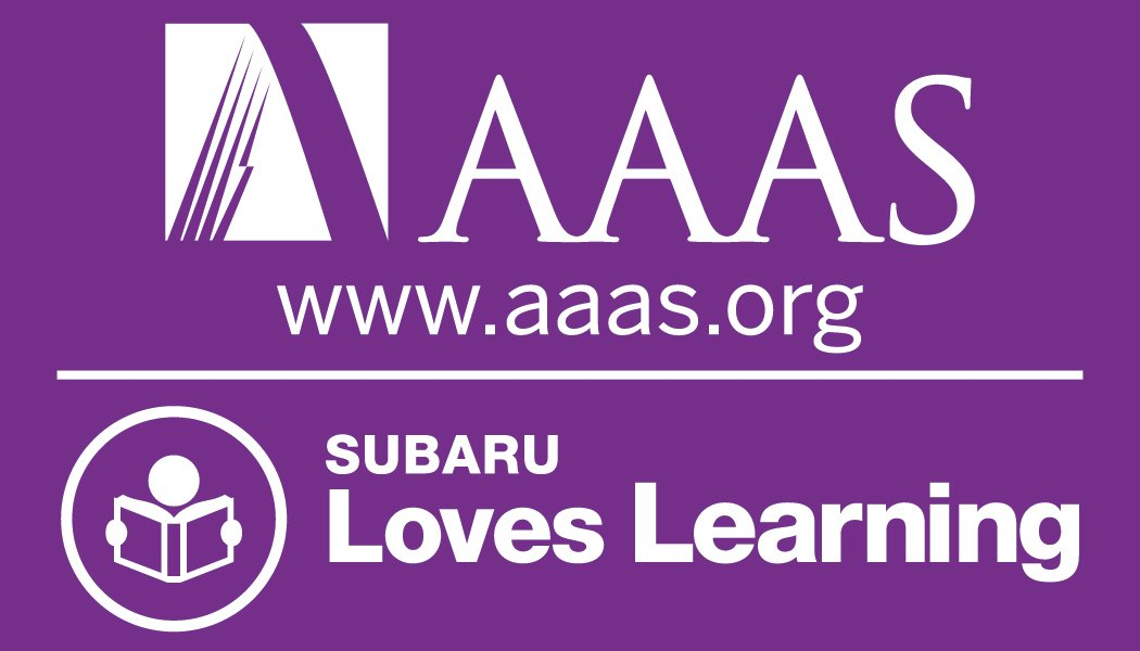 Be a #Force4Science. Tune in to the @TODAYshow now to learn about our partner @subaru_usa and #SubaruLovesLearning #aaas<br>http://pic.twitter.com/tElFxuJU6m