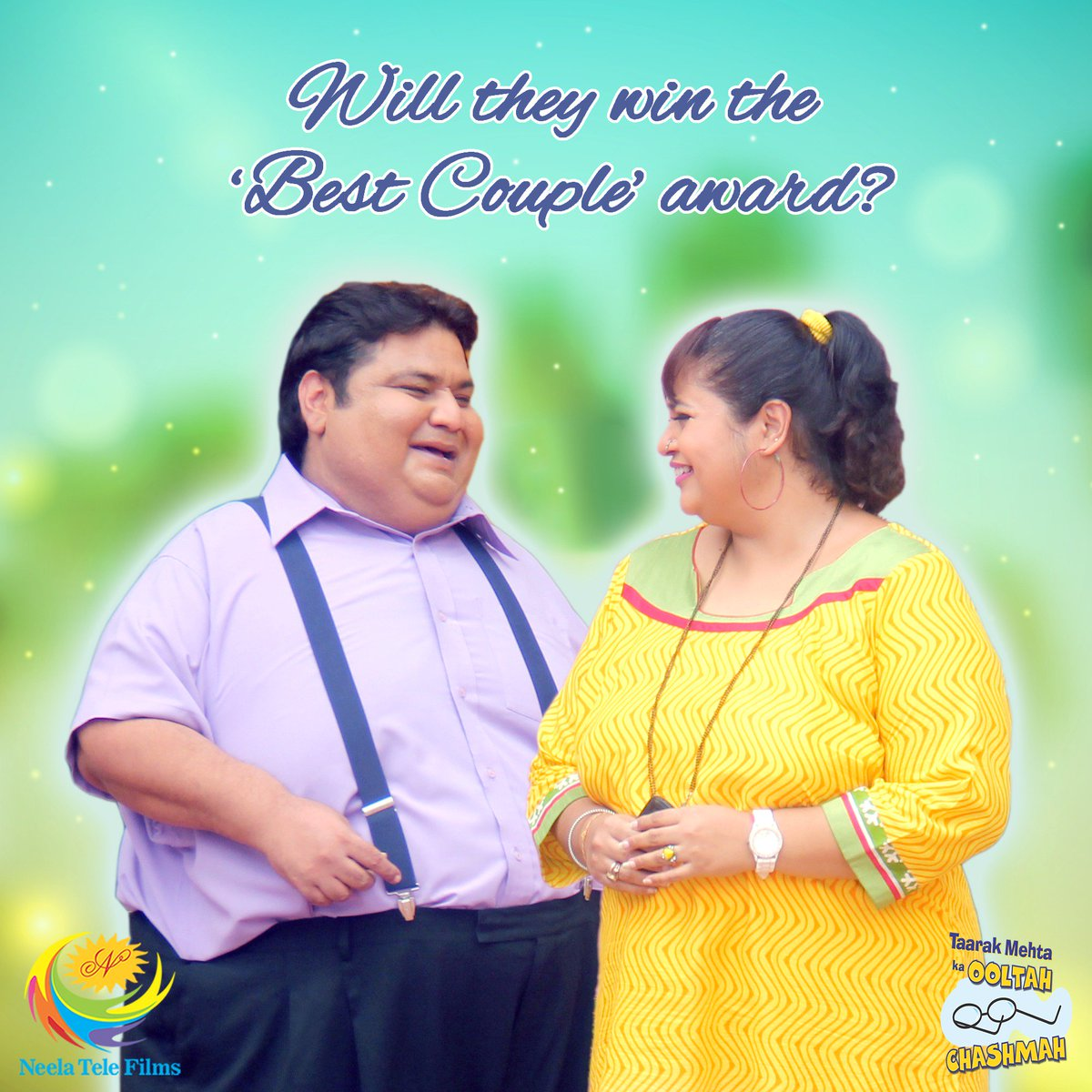 Tmkoc on twitter haathi couple ko aaya hai party ka invitation tmkoc on twitter haathi couple ko aaya hai party ka invitation doctors association se now theyre super excited to win the bestcouple award stopboris Image collections