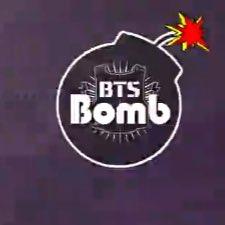 they changed the bangtan bomb logo too 😭...