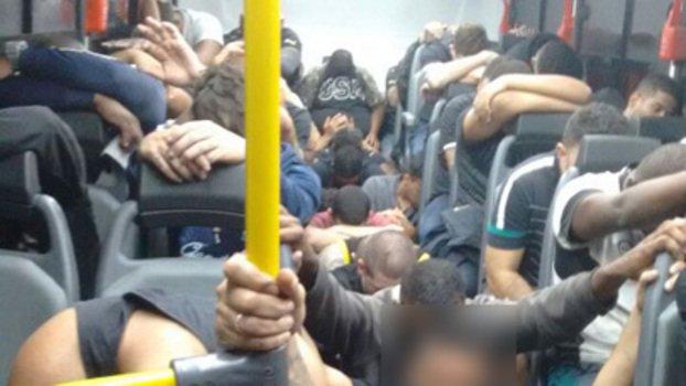 Organizada do Botafogo recebeu ajuda de corintiano, vascaínos e 'coxa branca' para brigar contra flamenguistas. https://t.co/PEtN0jyqz4