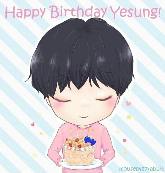 #HappyYesungDay  24/8  king of loving fans,king of ballad,cutest baby smile ever,sweetest human ever,talented artist,great actress #cloud <br>http://pic.twitter.com/bTtTLQNzQb