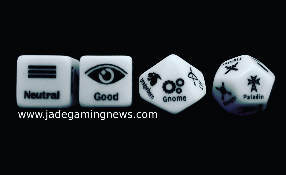 And the #characteroftheday is... An Order Armourer, though your gear will usually be returned to you with &quot;improvements&quot; #dnd #rpg #dice <br>http://pic.twitter.com/vJe3k2w1IJ