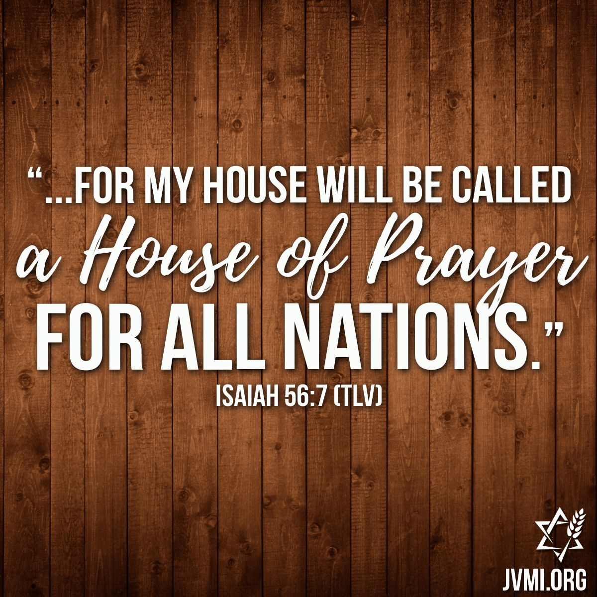 Image result for house of prayer for all nations