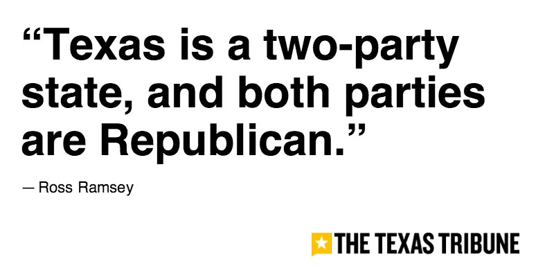 .@DanPatrick has fired the opening shots in the 2018 Republican primaries. https://t.co/YEM1trBI1a #txlege #tx2018