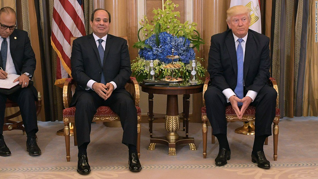 The US is withholding some Egypt aid, citing concerns about Cairo's track record on human rights and democracy https://t.co/21r76LhyUN